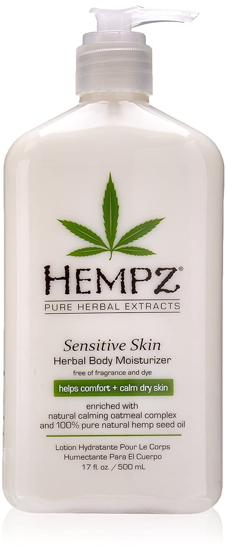 2 Of Hempz Lotion Herbal Body Moisturizer Sensitive Skin 17 Fl Oz 676280021884 Ebay