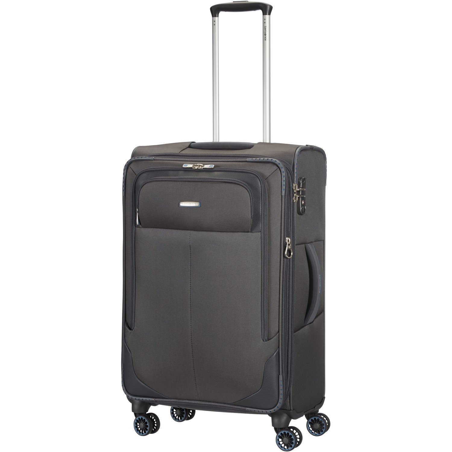 Samsonite Ultracore Spinner 70/26 Exp Maletas y trolleys, 70 cm, 84 L, Gris (Gris): Amazon.es: Equipaje
