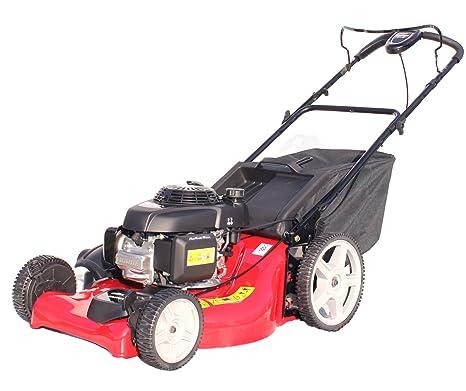 Benzin Rasenmäher Honda Gcv160 Mulchen Fangkorb 53 Cm Vario Antrieb
