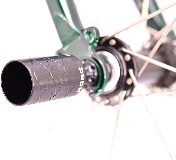 2013 KCNC Light Mounting Bracket For QR Skewer Hubs Black M5