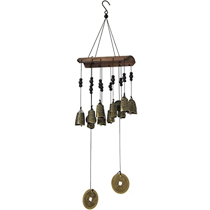 Wind chimes asian style