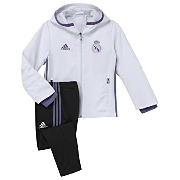 63b1544120a62 adidas REAL PRE SUIT I - Tracksuit - Real Madrid CF for Unisex Children