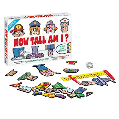 How Tall Am I Game: Toys & Games