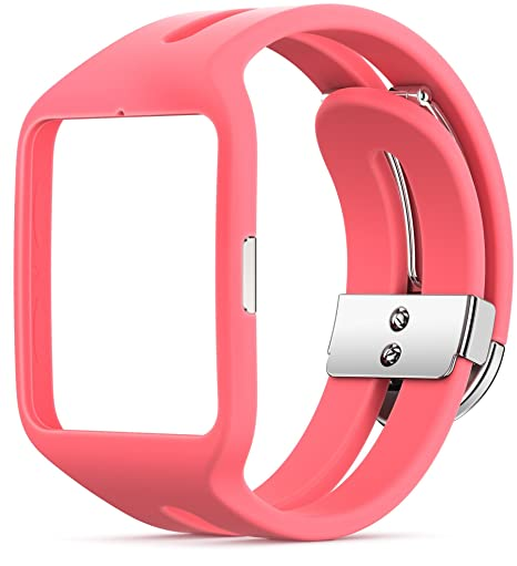Sony Mobile SWR510PI Bracelet de Remplacement pour Sony SmartWatch: Amazon.fr: High-tech