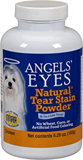 product image for Angels' Eyes Natural Tear Stain Eliminator Remover - CHICKEN (5.29 oz) 150 gram