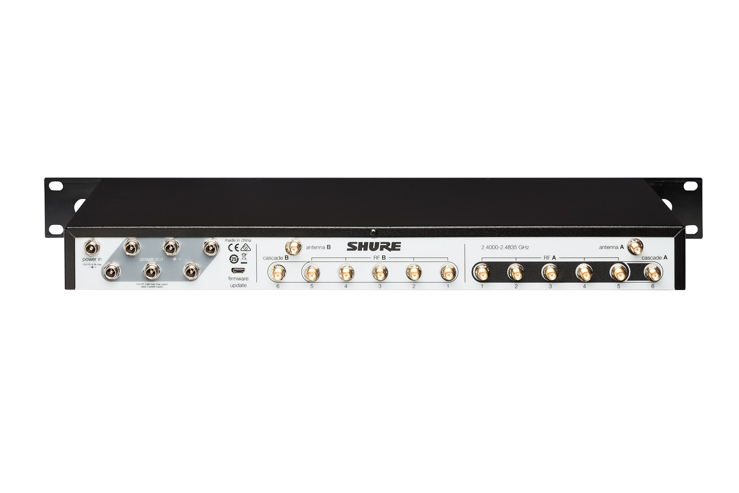 Shure UA846Z2/LC GLX-D Frequency Manager by Shure (Image #2)