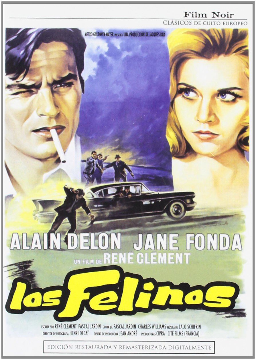 Los Felinos [DVD]