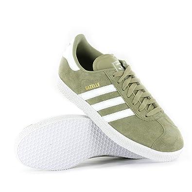 Adidas Gazelle II Stone Grey Grey Grey Mens Trainers Size 7 UK: ef95f3