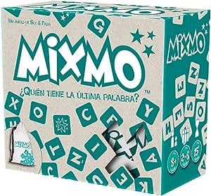 Asmodée - Mixmo, Juego de Mesa (37): Amazon.es: Juguetes y juegos