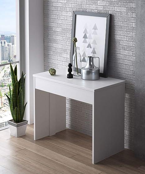 Reboz VEX 10 bianco lucido Parete da parete multimediale bianco nero lucido per TV set armadio