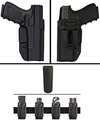 Comp-Tac Infidel Max Glock 26 27 28 33 Inside The Waistband Kydex Gun Holster