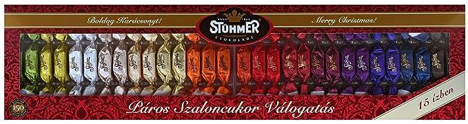 Bombones Navideños de Chocolate Doble Edicion 340g - Szaloncukor ...