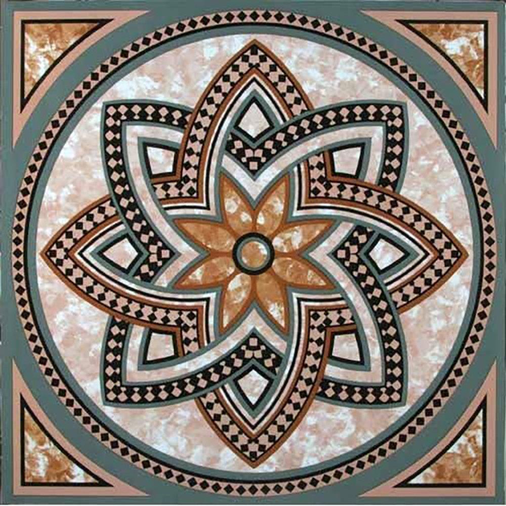 Mosaic vinyl floor tile 20 pcs self adhesive flooring 12 x 12 size mosaic vinyl floor tile 20 pcs self adhesive flooring 12 x 12 size amazon dailygadgetfo Images