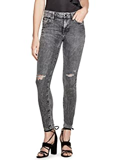 GUESS Womens Sexy Curve Skinny Jean at Amazon Womens Jeans ...