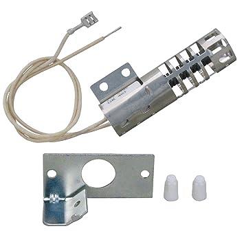 Gas gama estufa horno redondo Ignitor ignter WB2 X 9154 para GE HOTPOINT Roper Kenmore: Amazon.es: Bricolaje y herramientas