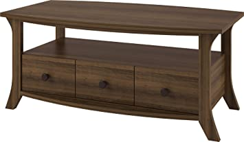 Altra Oakridge Coffee Table, Homestead Oak