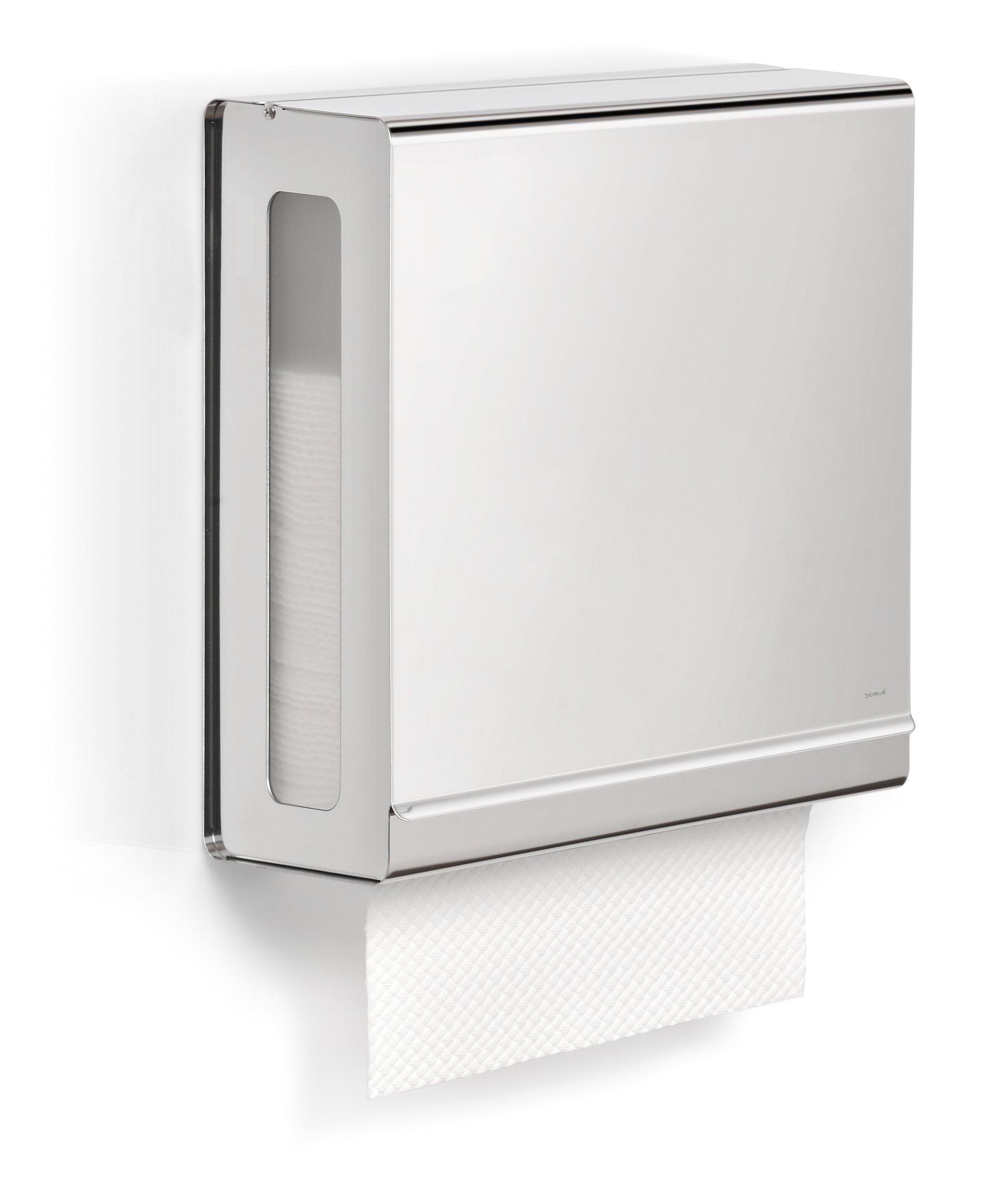 Blomus 66666 Polished Papertowel Dispenser
