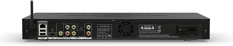 Dune BASE 3D - Reproductor multimedia, 3.5 SATA HDD: Amazon.es ...