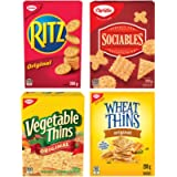 CHRISTIE Classic Cracker Variety Care Package, 4 Packs, 800g