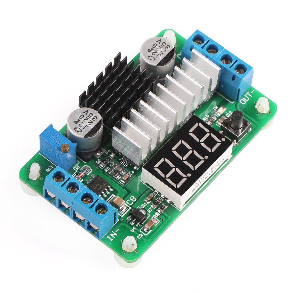 Drok Ltc1871 35v 30v Dc Boost Converter Power Circuits Apmilifier 5v To 12v Lm2577 Step Up Voltage Transformer Regulator Volt Module Supply Board For Car Auto Motor