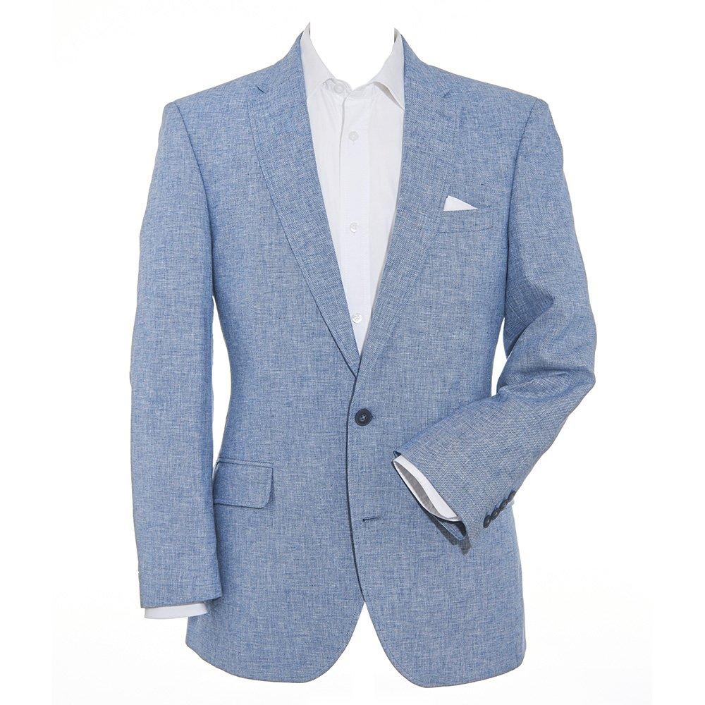 Samuel Windsor Mens Linen Cotton Mix Blazer