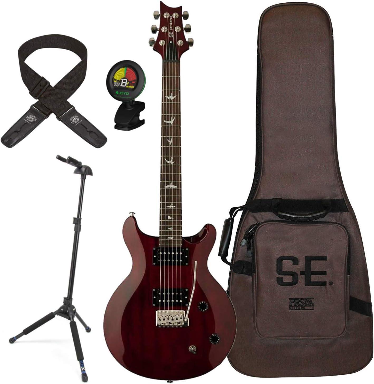PRS stcsvc se Santana Standard Vintage Cherry bloqueo de guitarra ...