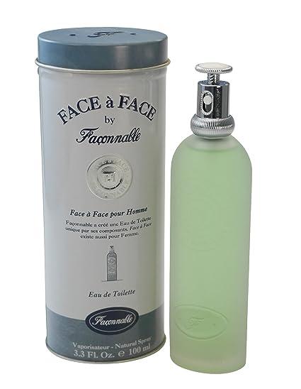 de la cara de a de la cara de Faconnable espuma de poliuretano para Homme Colonia