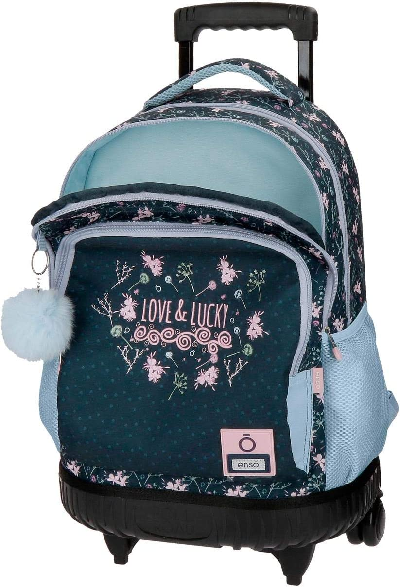 Multicolor Multicolore 1.98 liters Enso Love and Lucky Vanity 22 cm