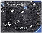 Ravensburger Rompecabezas de 736 Piezas: Kript, Todo Negro Puzzle
