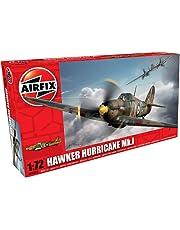 Airfix Hawker Hurricane Mk I 1:72 Scale Airplane Plastic Model Kit A01010