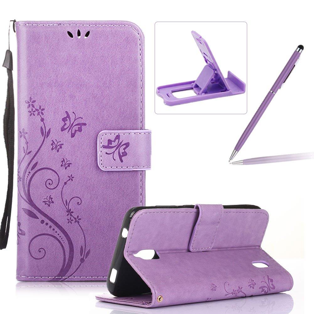 Funda Huawei Y625 Carcasa, herzzer elegante liso bolsa caso ...