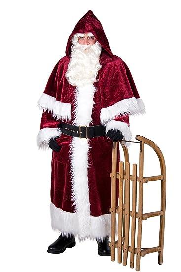 Mit Mantel Pellerine Weihnachtsmann Nostalgie Spielzeug Rzddq4wTn
