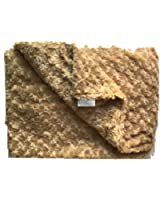 The Magic Weighted Blanket in Luxurious Soft Chenille (24 x 30 - 4 lb, Champagne Chenille)