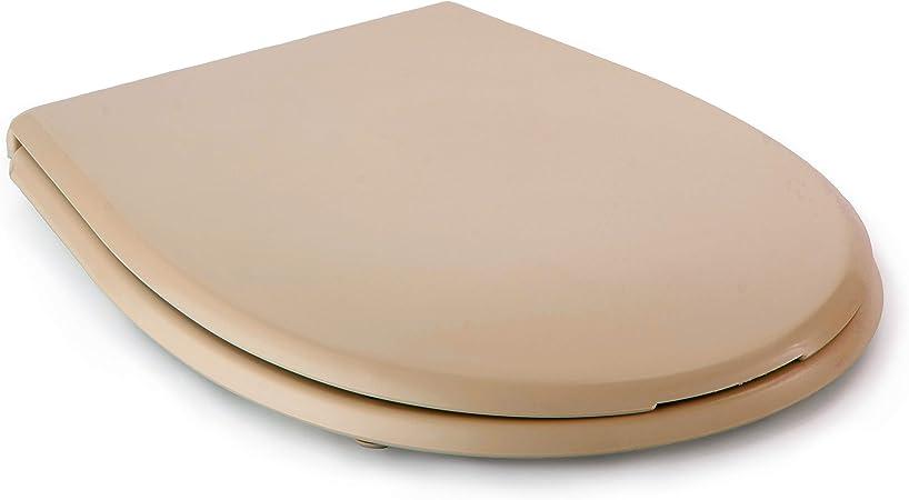Oferta amazon: Tatay Olympia - Asiento y Tapa de WC Universal para el Inodoro. Adaptable y Fácil de Instalar. Hecha de Plástico Polipropileno. Medidas (L x An x Al) 35,50 x 5 x 45,6 cm, Peso de 1,3 kg.