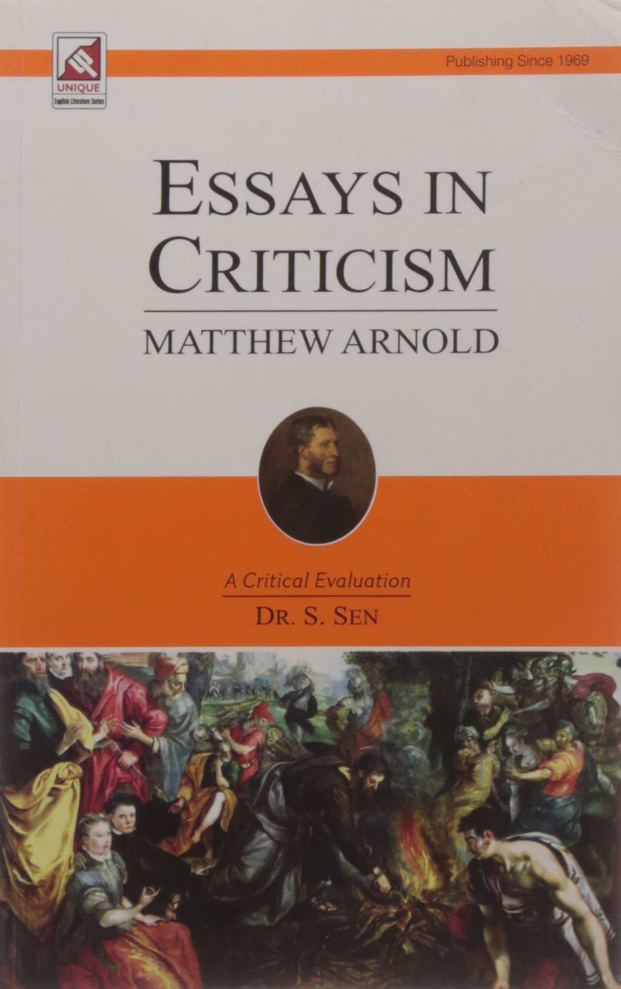 essays in criticism co essays in criticism