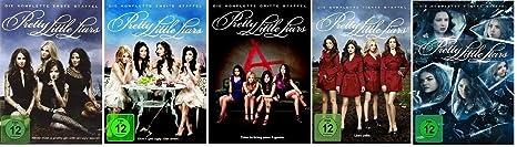 Pretty Little Liars - Staffel/Season 1+2+3+4+5 * DVD Set