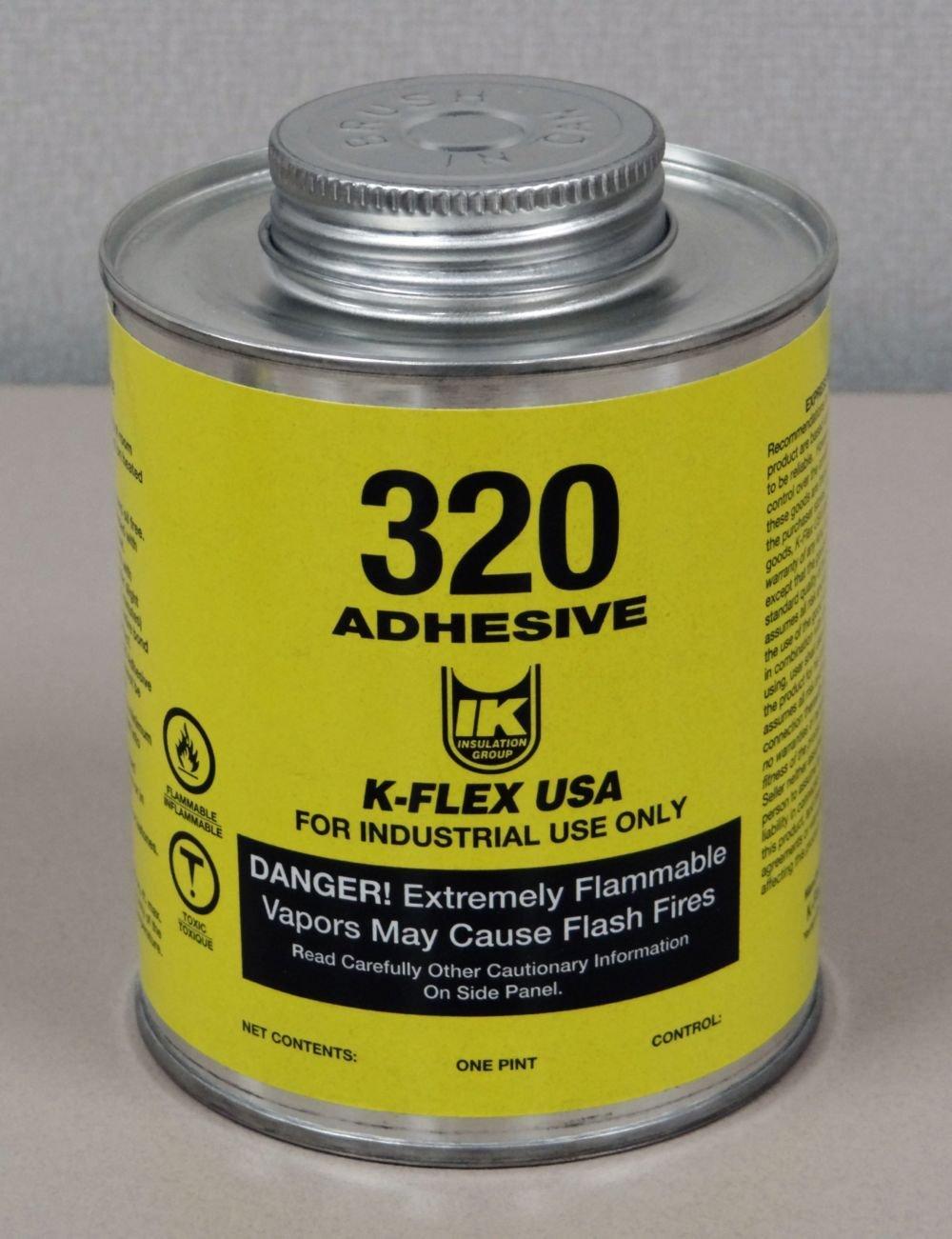 K-FLEX 320 Contact Adhesive (Brush top pint)