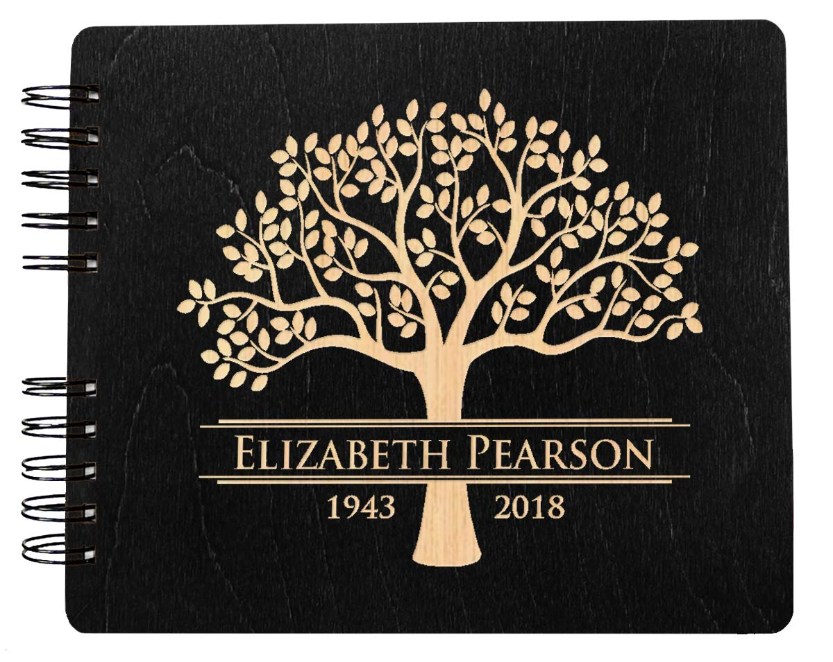 Buy Funeral Guest Books at Eulogy For Life