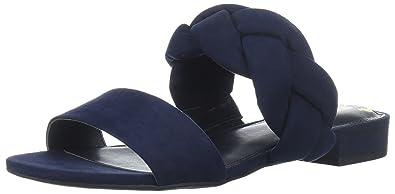 circus by sam edelman womens danielle slide sandal denim blue 10 medium us