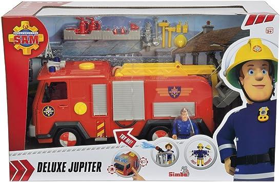 Sound /& SamFireman Sam Hollywood Jupiter Fire Enginewith Light