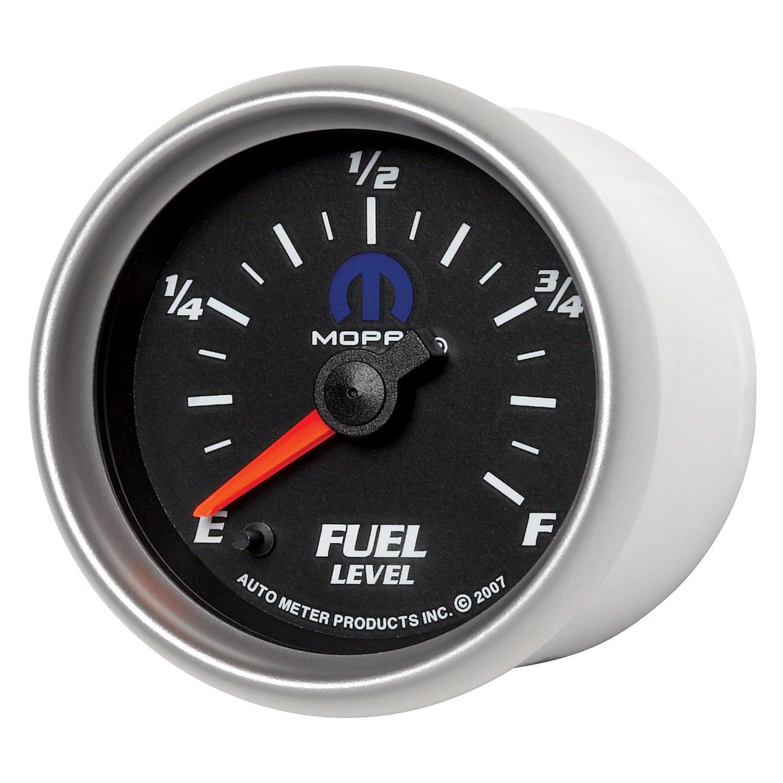Auto Meter 880013 MOPAR Electric Programmable Fuel Level Gauge