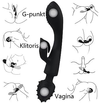 wie benutze ich einen vibrator