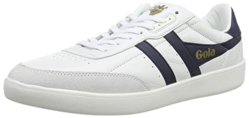 Gola Inca Leather Navy/White, Zapatillas para Hombre: Amazon.es: Zapatos y complementos