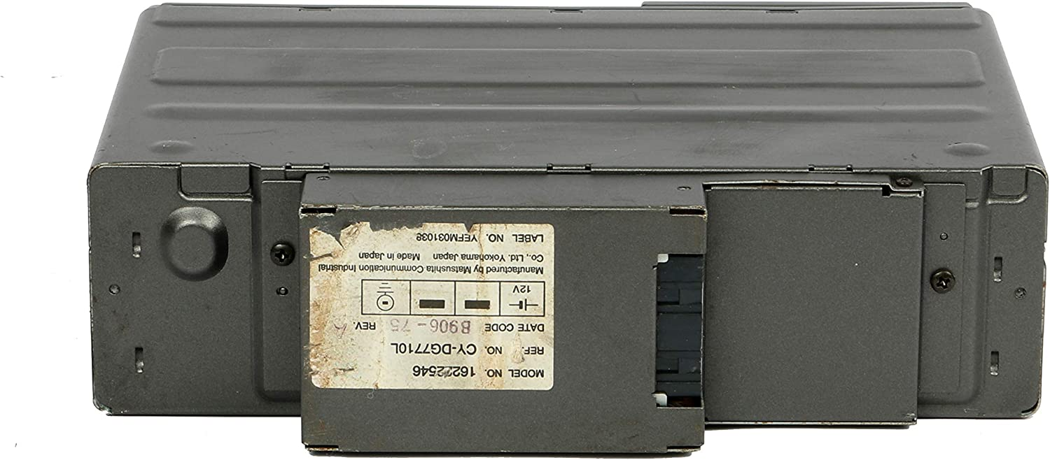 1 Factory Radio 6 Disc Changer /& Magazine Compatible With 1998-2001 Cadillac Seville Deville OEM 6 Disc CD Changer 16222546