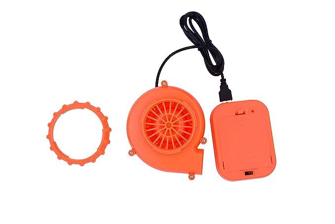 Amazon.com: Ventilador de repuesto y batería de repuesto ...