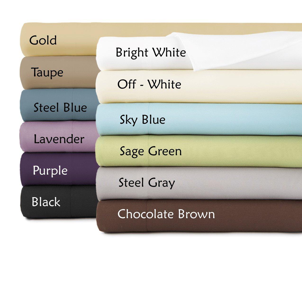King//California King VILQLT-TRAD-WHT-K Bright White Southshore Fine Linens VILANO Springs Classic Quilt Set