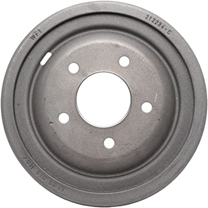 Raybestos 2934R Professional Grade Brake Drum