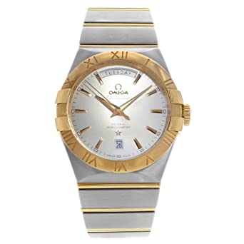 119a8534b899a Amazon.com  Omega Constellation Automatic-self-Wind Male Watch ...