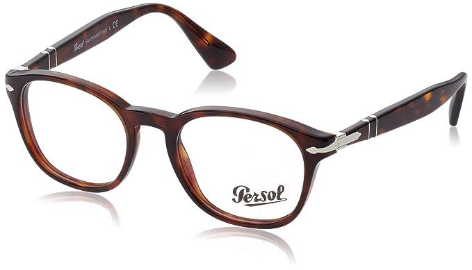 Persol Montures de lunettes 3122 V - 1012  Dark Grey Gradient Green-Brown -  50mm  Amazon.fr  Vêtements et accessoires a99a43e6a9c1