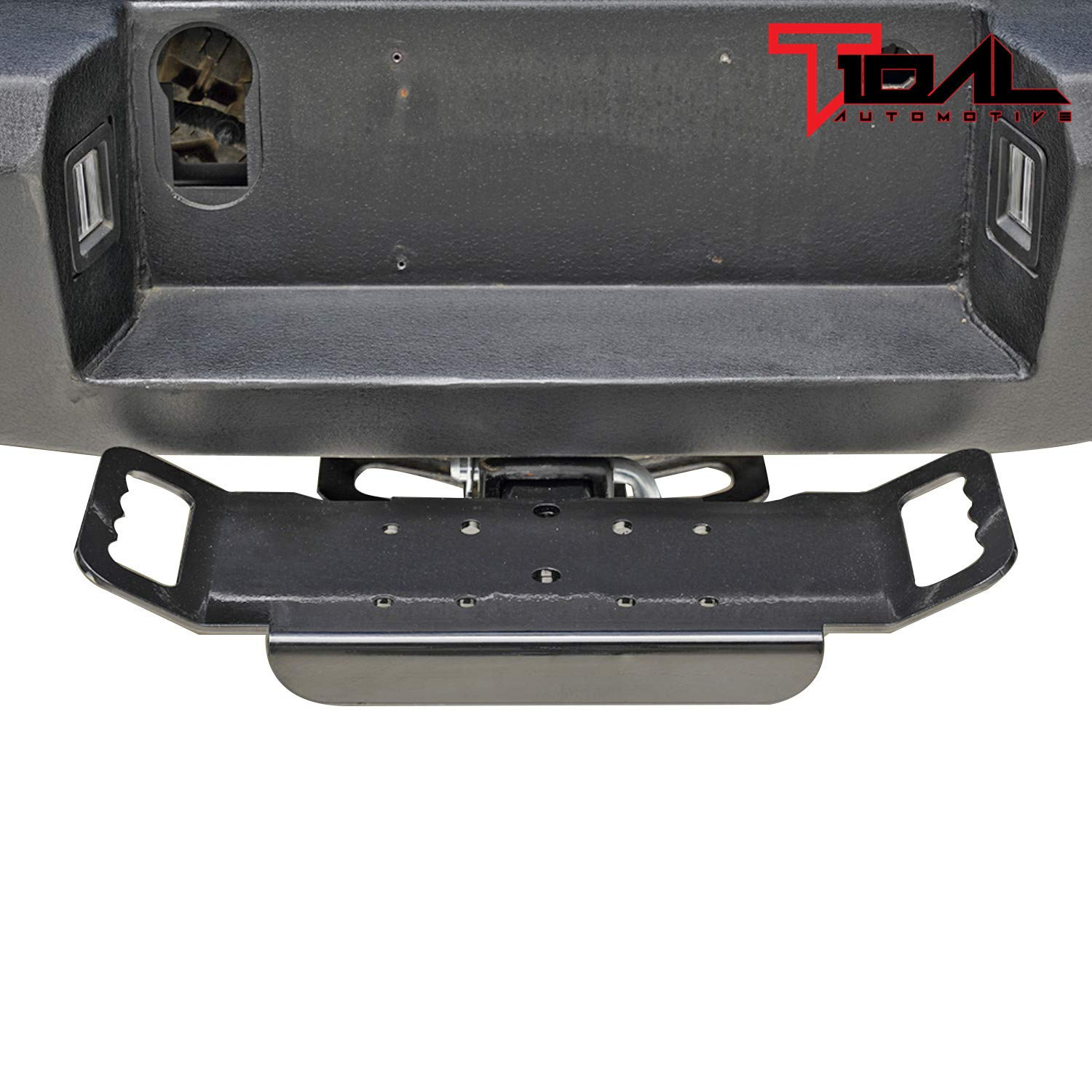 Tidal 2'' Universal Receiver Carrier Mount with Handle by Tidal Automotive